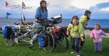 Family completes Lands End John O Groats Cycle Challenge