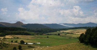 Navarre Landscape