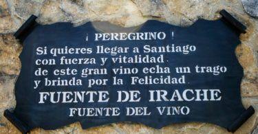 Fuente de Vino de Irache