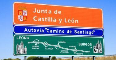 Autovia Camino de Santiago