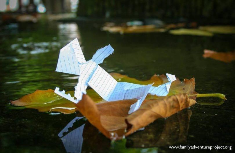 Paper Pilgrims