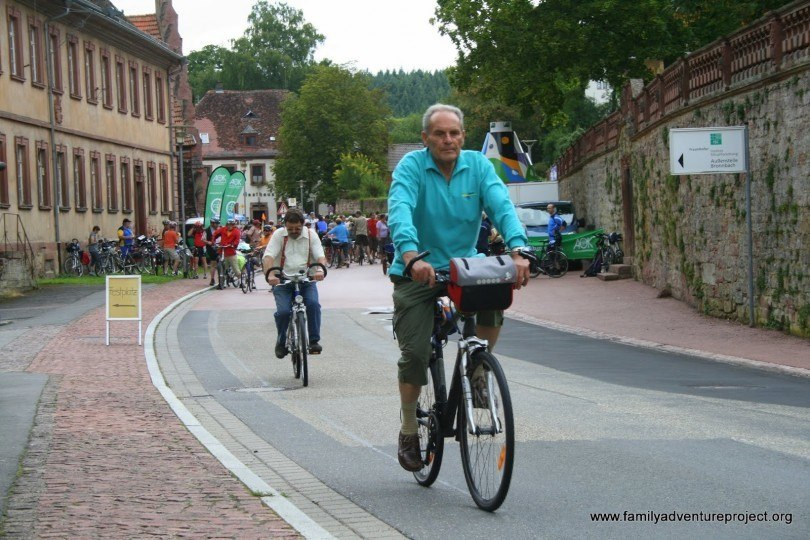 Cycling Tauber Valley Traffic Free