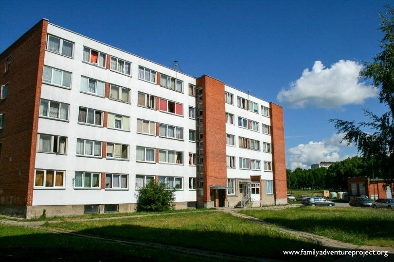 Apartment Building Klaipeda