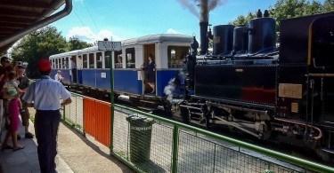 Budapest Children's Railway