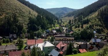 Slovakian Village High Tatras