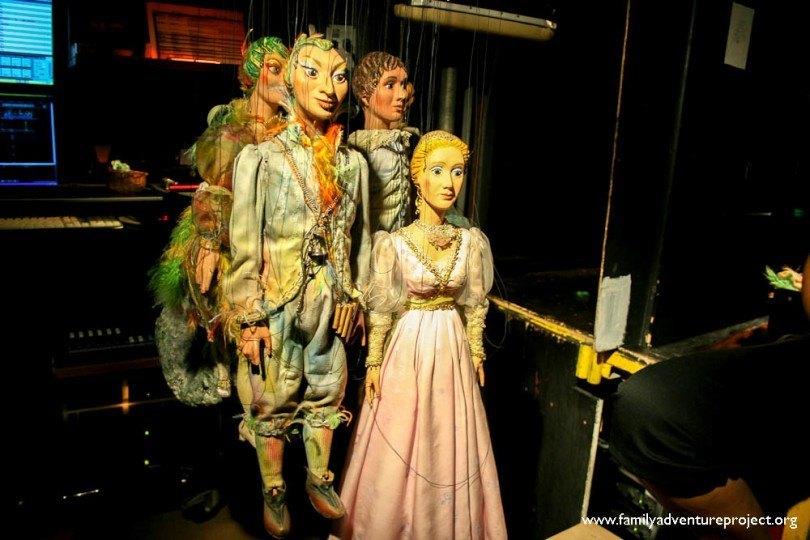 Marionetten Theater Schloss Schonbrunn