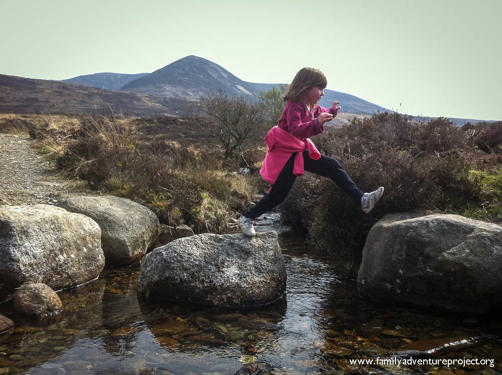 Stepping Stones on Arran