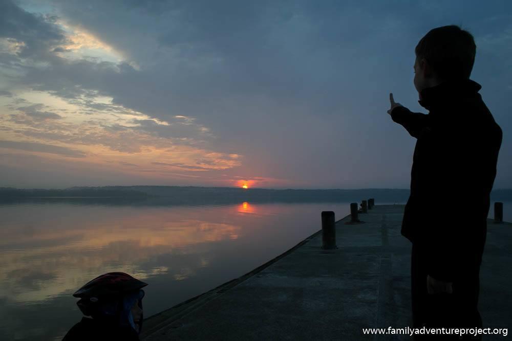 Aland Sunrise Mariehahm