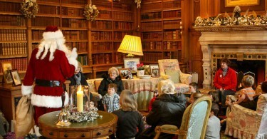 Christmas Holker Hall