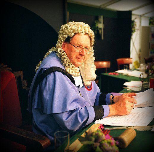 Dunmow Flitch Judge