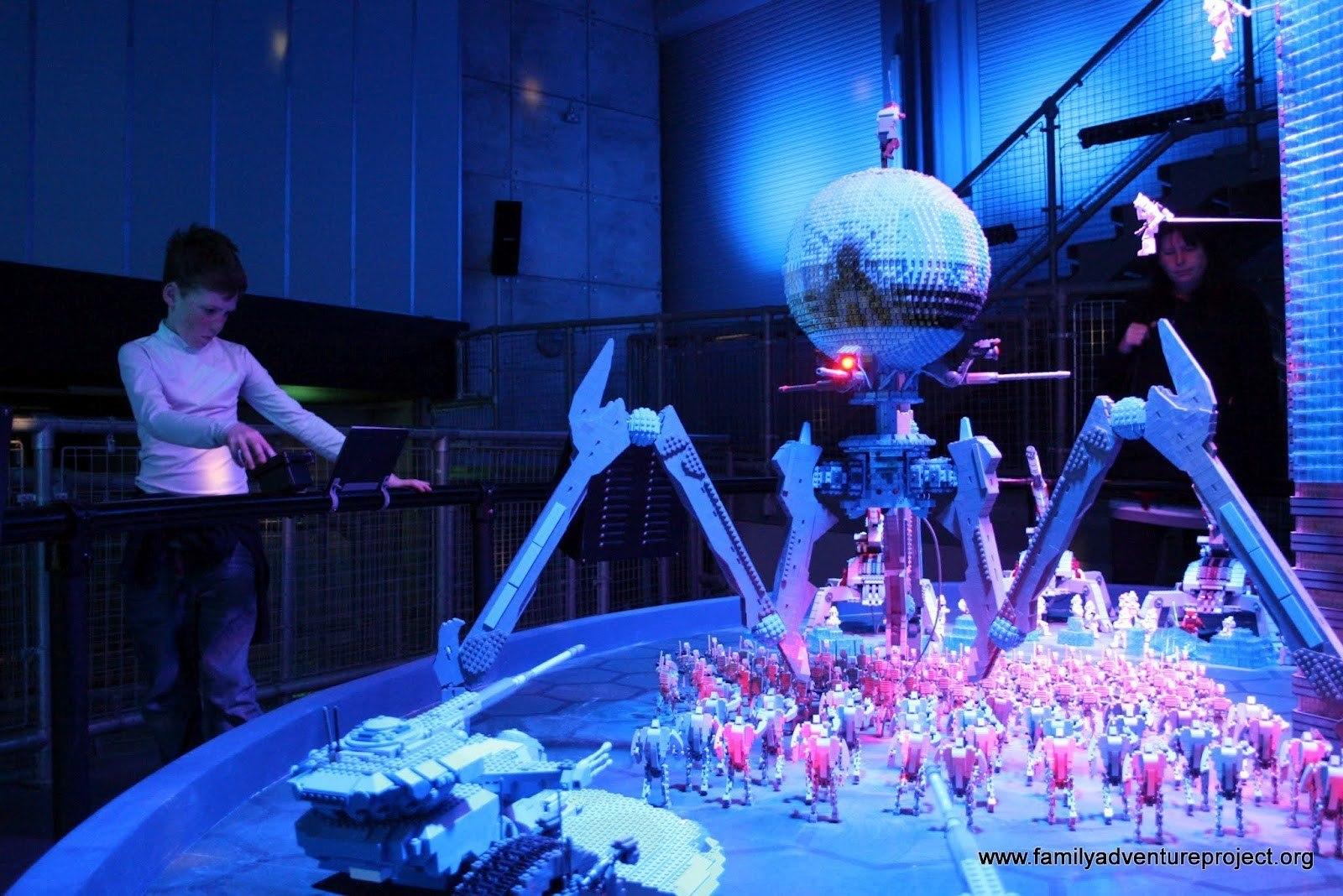 Star Wars Miniland at Legoland Windsor