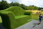 Green Chair, Floriade 2012, Venlo