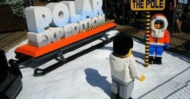 Polar Explorer, Legoland Billund