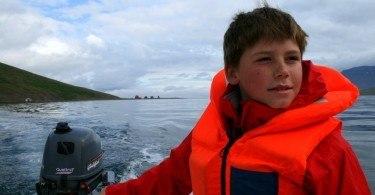 Fishing in Eskifjordur