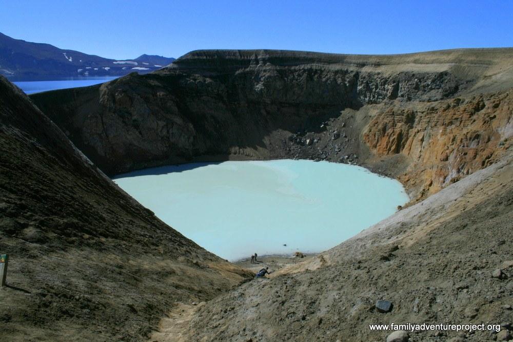 Viti Crater, Askja Caldera