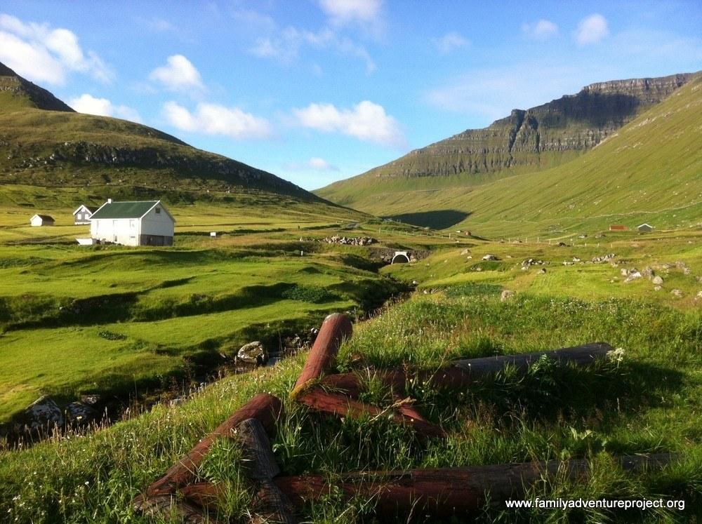 Gjogv, Esturoy, Faroes