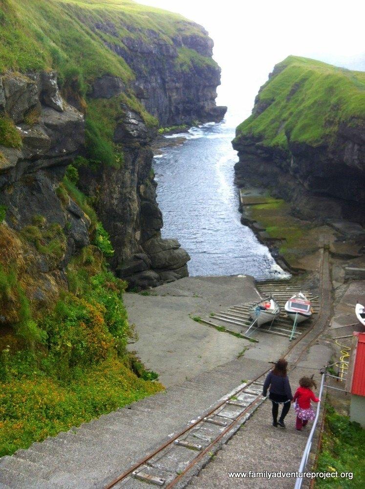 Gjogv, Estuory, Faroe Islands