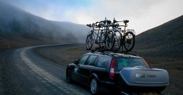 Ford Mondeo Iceland