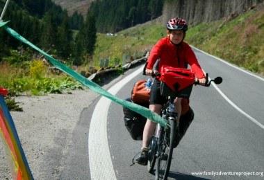 Cycling the High Tatras