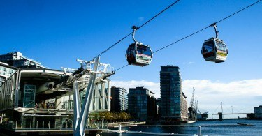 Emirates Airline Cable Car London