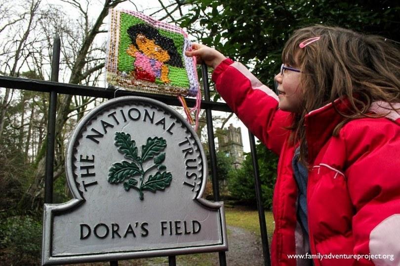 Doras Field Rydal Cumbria