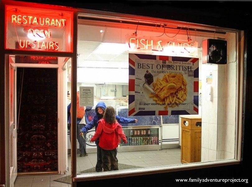 Keswick Chip Shop