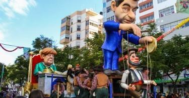Float Loule Carnival