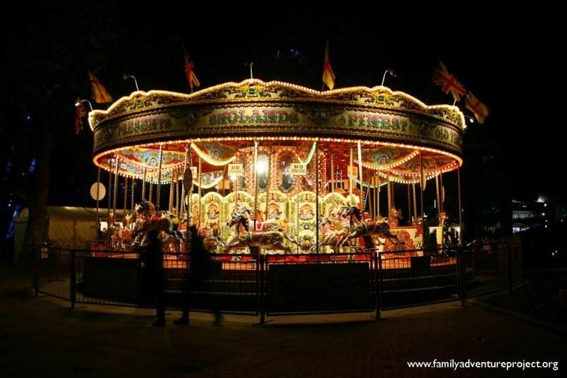 Merry Go Round London