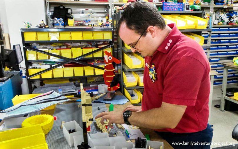Master Builder Legoland Florida