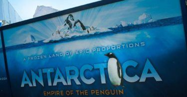 SeaWorld Orlando Antarctica Experience