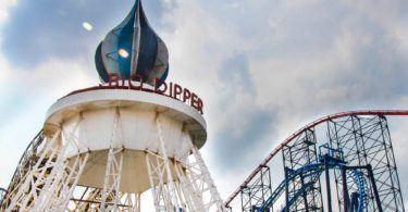 Big Dipper Rollercoaster