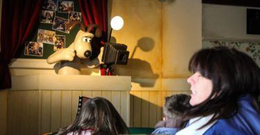 Wallace and Gromit Thrill-O-Matic Blackpool