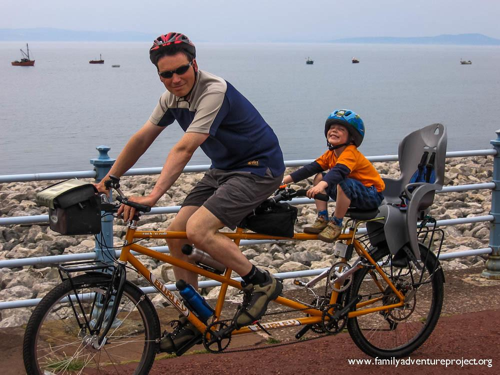 Choosing Bikes for Cycling with Kids Part 3 Tandems and ...