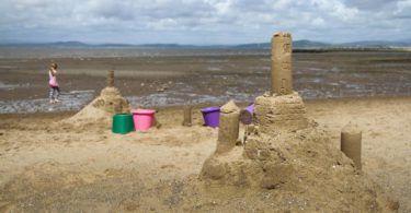 Morecambe Sandcastle Festival