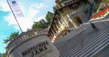 Postojnska Jama Caves Slovenia
