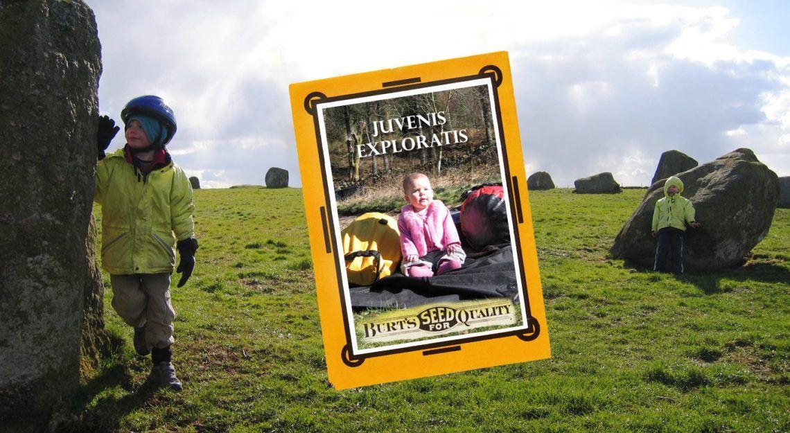 Juvenis Exploratis Seeds of Young Adventurers