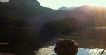 Crno Jezero Black Lake Durmitor Montenegro