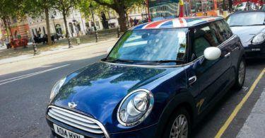 Patriotic Mini in London