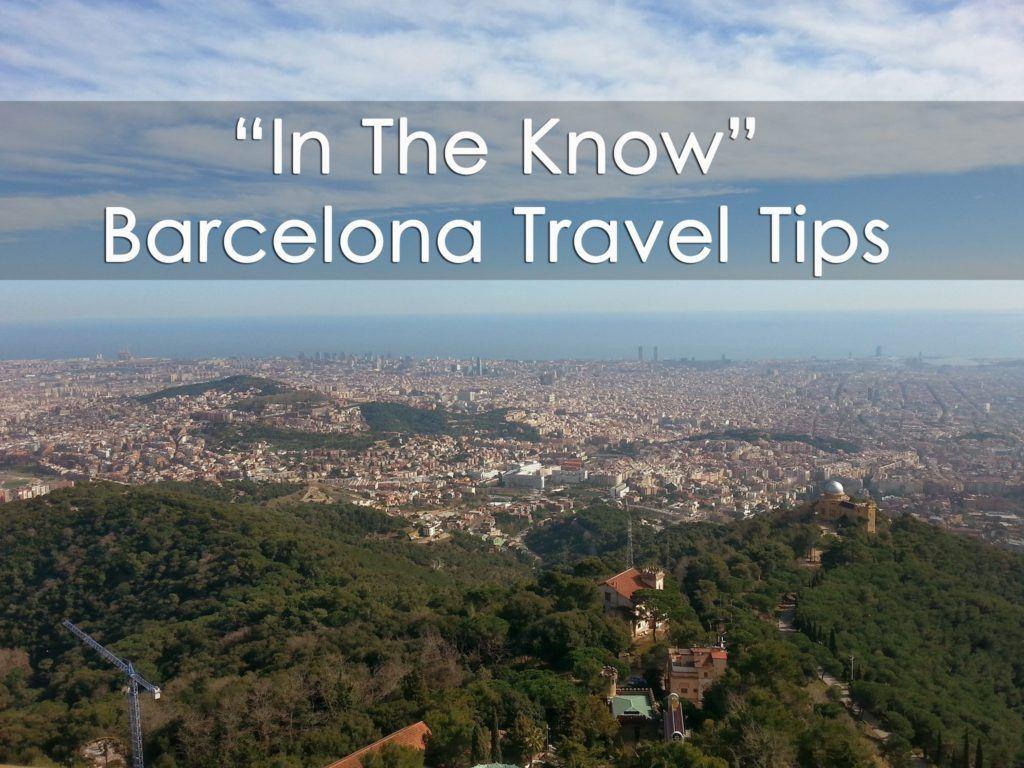 BCN-travel-tips