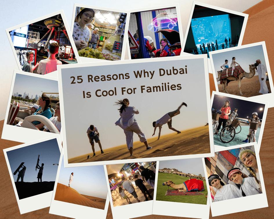Dubai Cool for Families 2