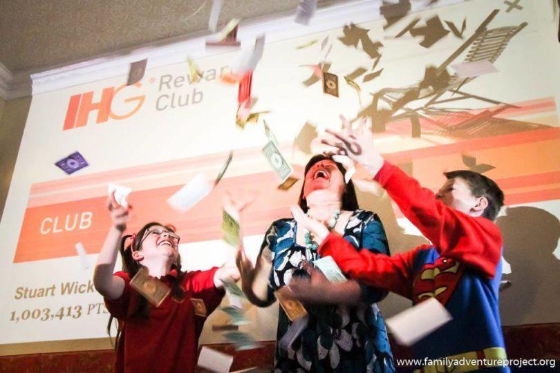 IHG Rewards Club Points Millionaire