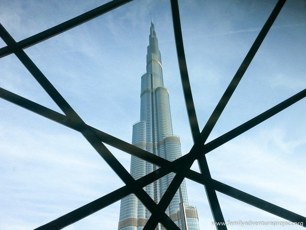 Landmark Photography: Burj Khalifa, Dubai