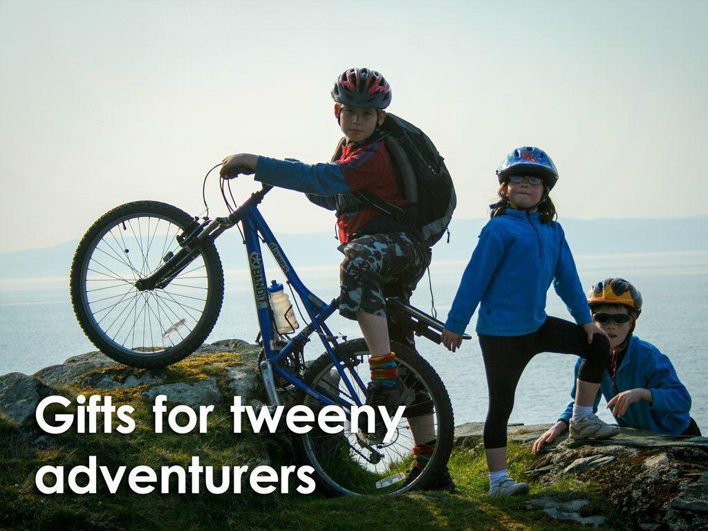 Adventure Gifts for Tweens