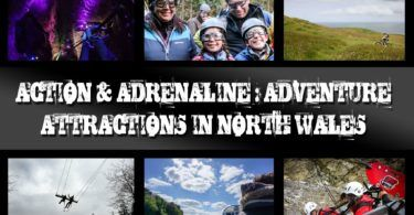 Adrenaline Action and Adventure in North Wales