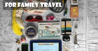 Affordable tech for family travel
