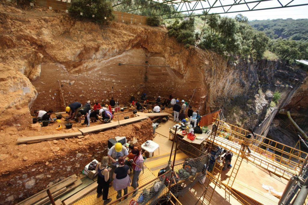 Sierra de Atapuerca. Image courtesy Turismo Castilla y Leon