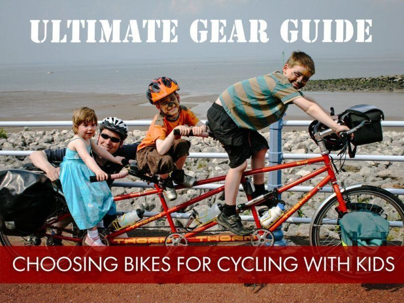 Choosing Bikes for Cycling with Kids Ultimate Gear Guide