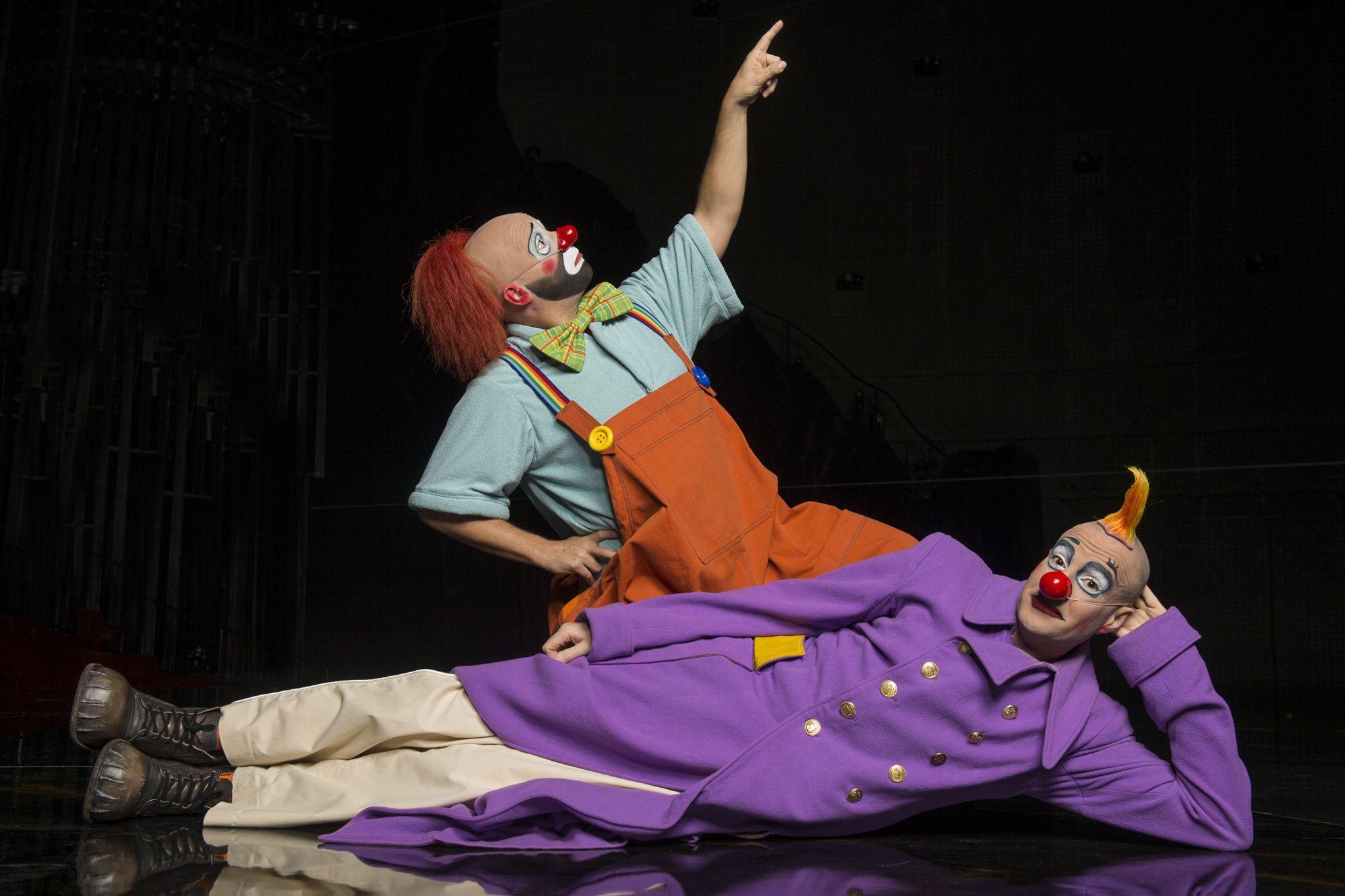 La Nouba by Cirque du Soleil. Image by Cirque du Soleil