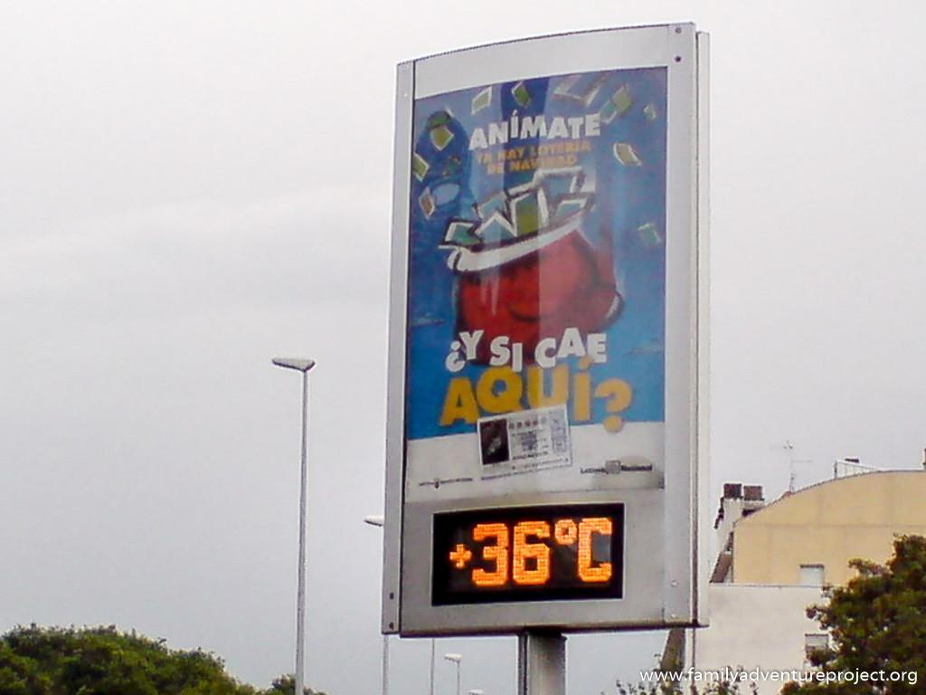 36 degrees