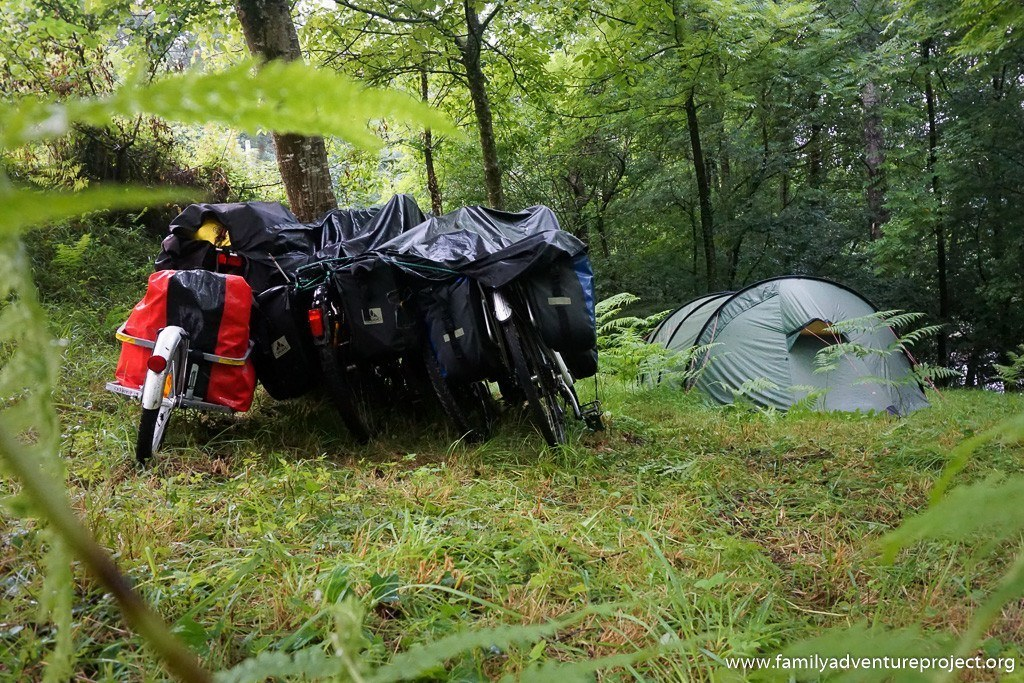 The route to happier camping is learning from experience